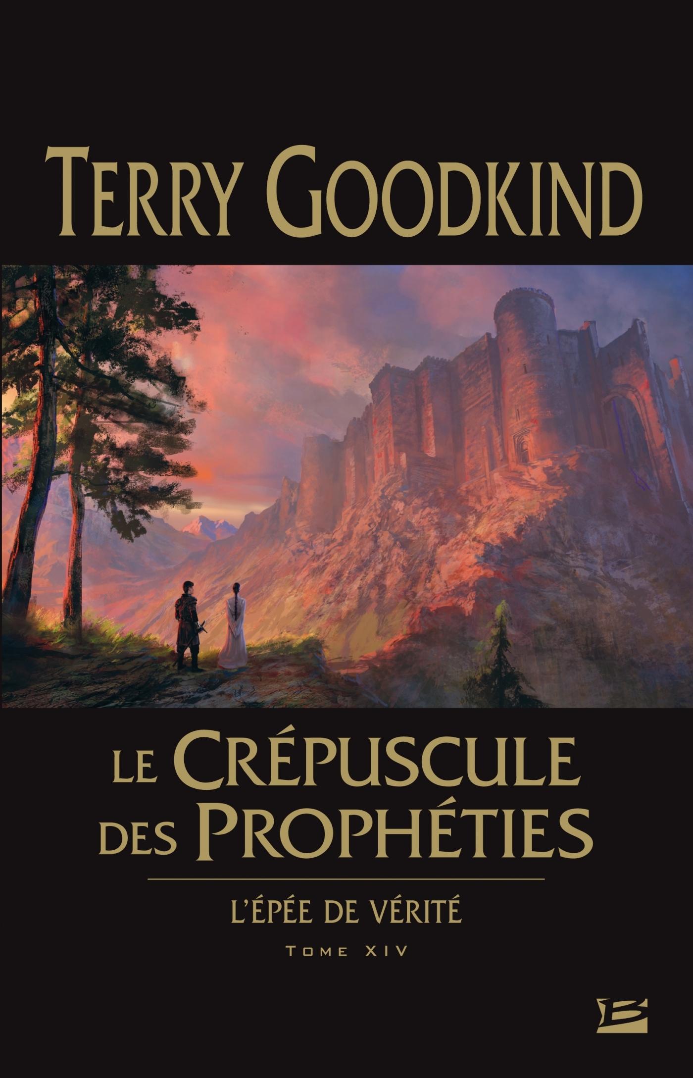 L'EPEE DE VERITE T14 LE CREPUSCULE DES PROPHETIES