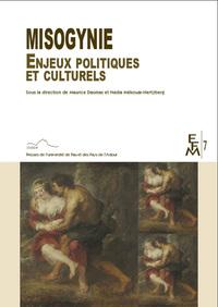 MISOGYNIE ENJEUX POLITIQUES ET CULTURELS