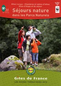 SEJOURS NATURE PARCS NATURE 10