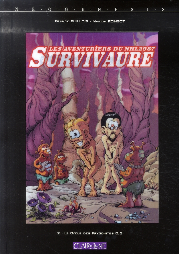 SURVIVAURE - TOME 2 - VOL02