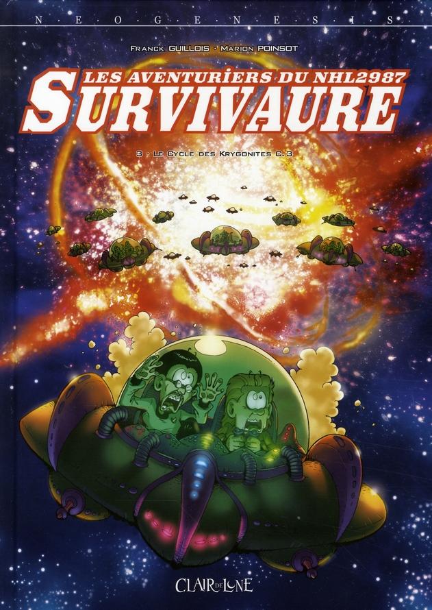 SURVIVAURE - TOME 3 - VOL03