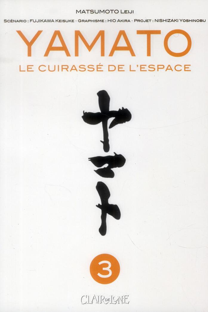 YAMATO T3 - LE CUIRASSE DE L'ESPACE