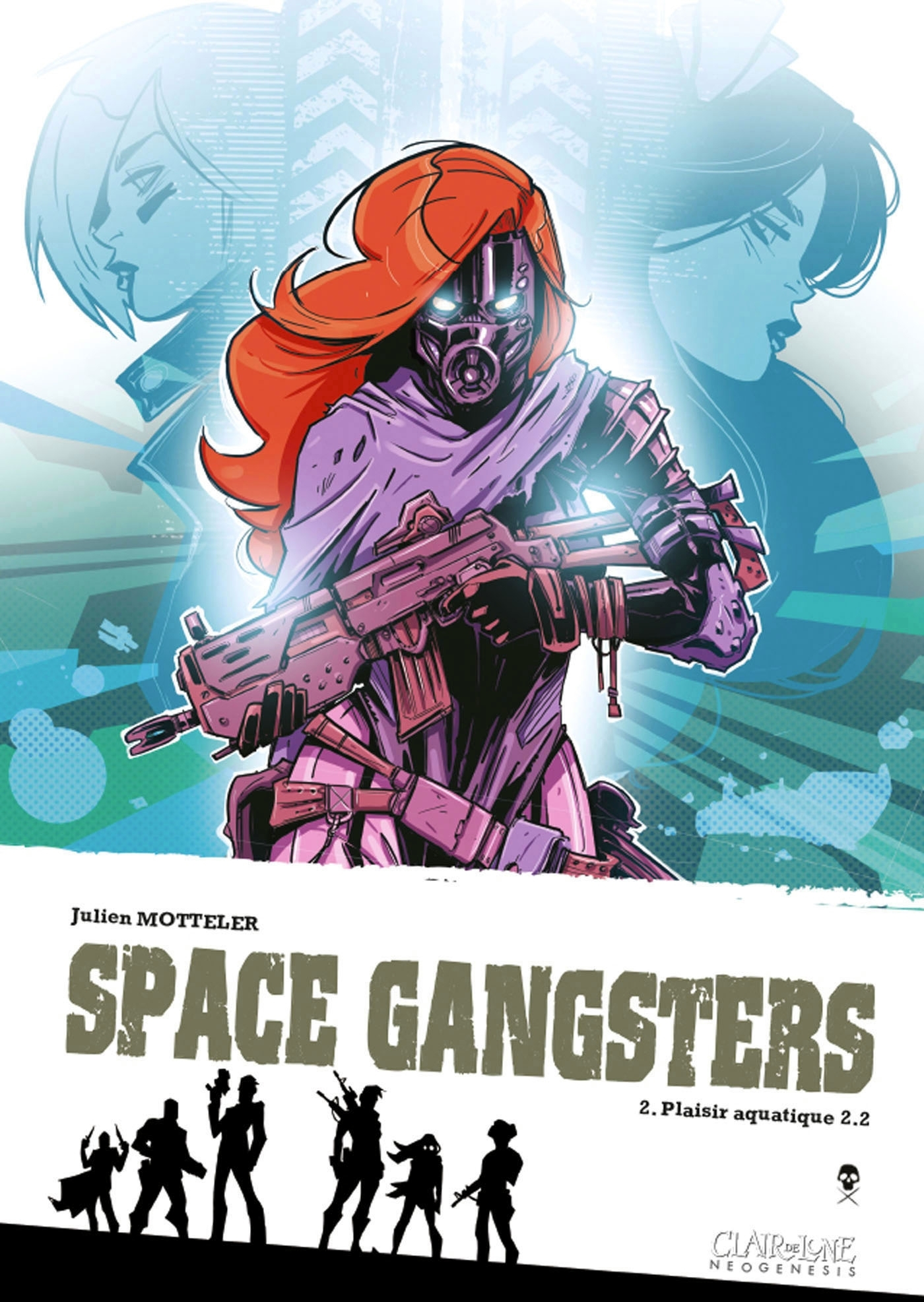 SPACE GANGSTERS T2 - PLAISIR AQUATIQUE 2/2