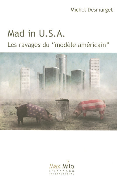 MAD IN USA RAVAGES MODELE AMER