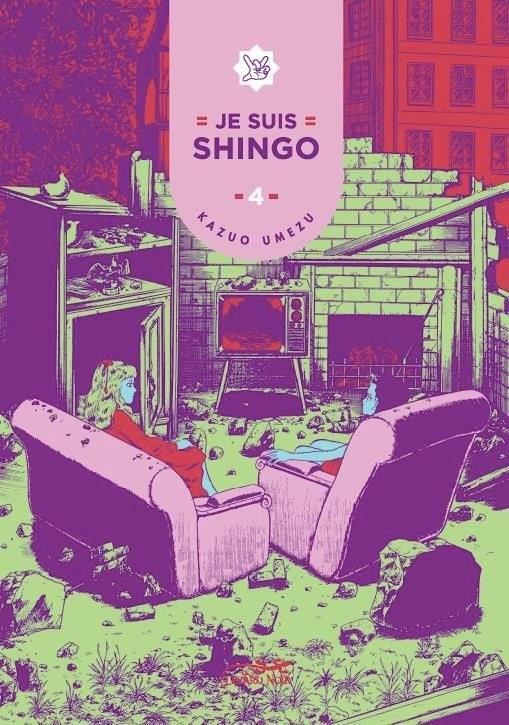 JE SUIS SHINGO, VOLUME 4