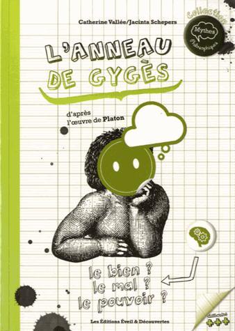 """L'ANNEAU DE GYGES D'APRES LE MYTHE DE GYGES DE PLATON, """"LA REPUBLIQUE"""", LIVRE II, 359D-360D - LE BIE"""