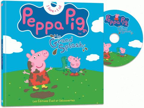PEPPA PIG  LE GRAND SPLASH