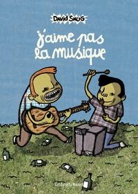 J'AIME PAS LA MUSIQUE SANS CD