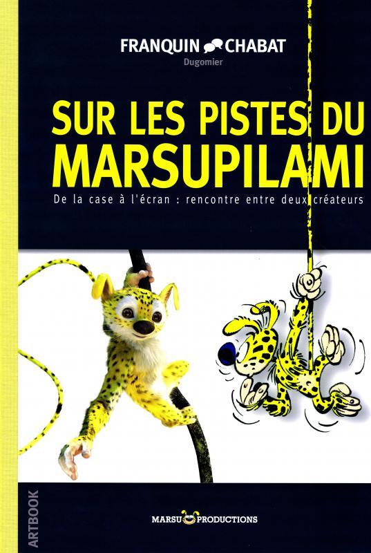 VERSION ORIGINALE - VO SUR LES PISTES DU MARSUPILAMI - ALAIN CHABAT ET ANDRE FRANQUIN