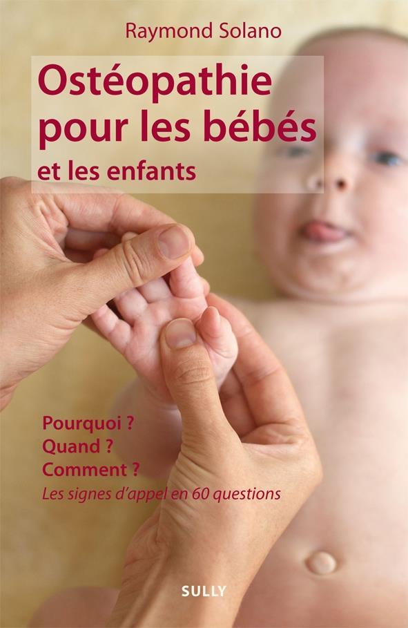 OSTEOPATHIE POUR LES BEBES ET LES ENFANTS