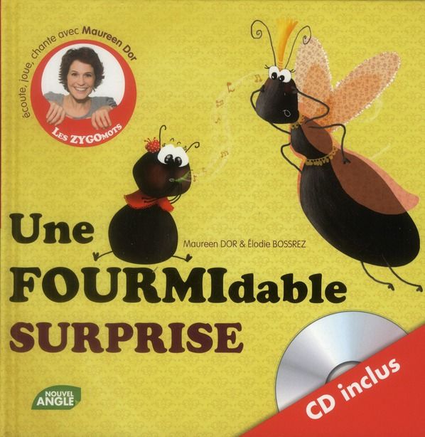 UNE FOURMIDABLE SURPRISE !
