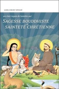 SAGESSE BOUDDHISTE ET SAINTETE CHRETIENNE - UN CLAIR RAYON DE LUMIERE SUR