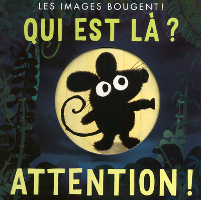 QUI EST LA ? ATTENTION !