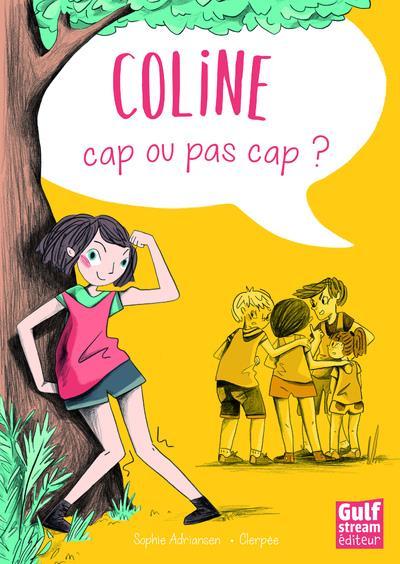LES GRAPHIQUES - COLINE CAP OU PAS CAP AVEC SON HANDICAP ?