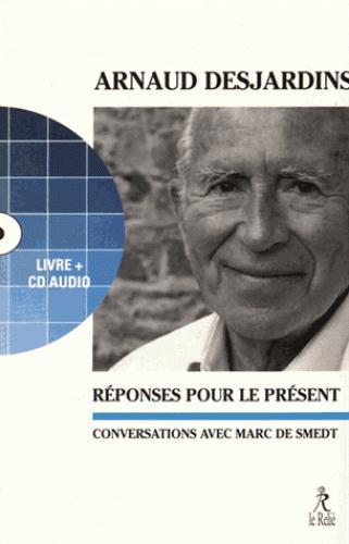 REPONSES POUR LE PRESENT (LIVRE + CD)
