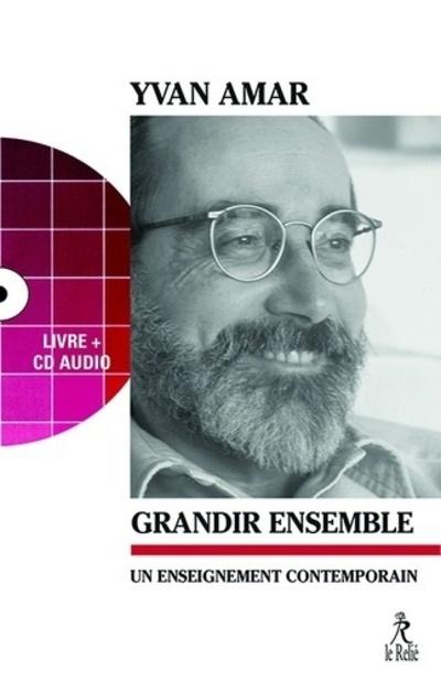 GRANDIR ENSEMBLE LIVRE ET CD AUDIO