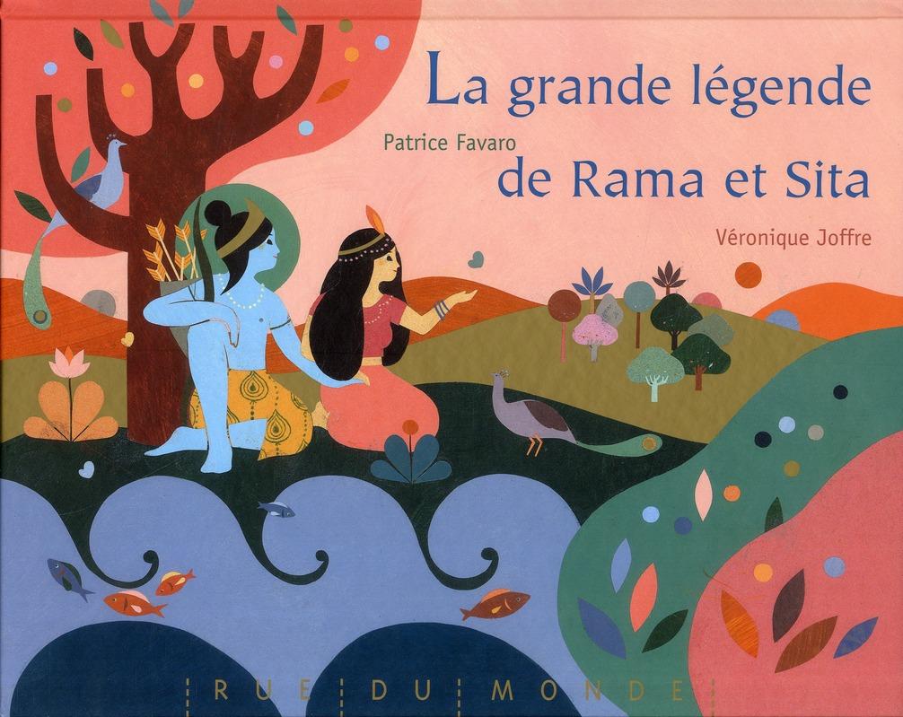 LA GRANDE LEGENDE DE RAMA ET SITA