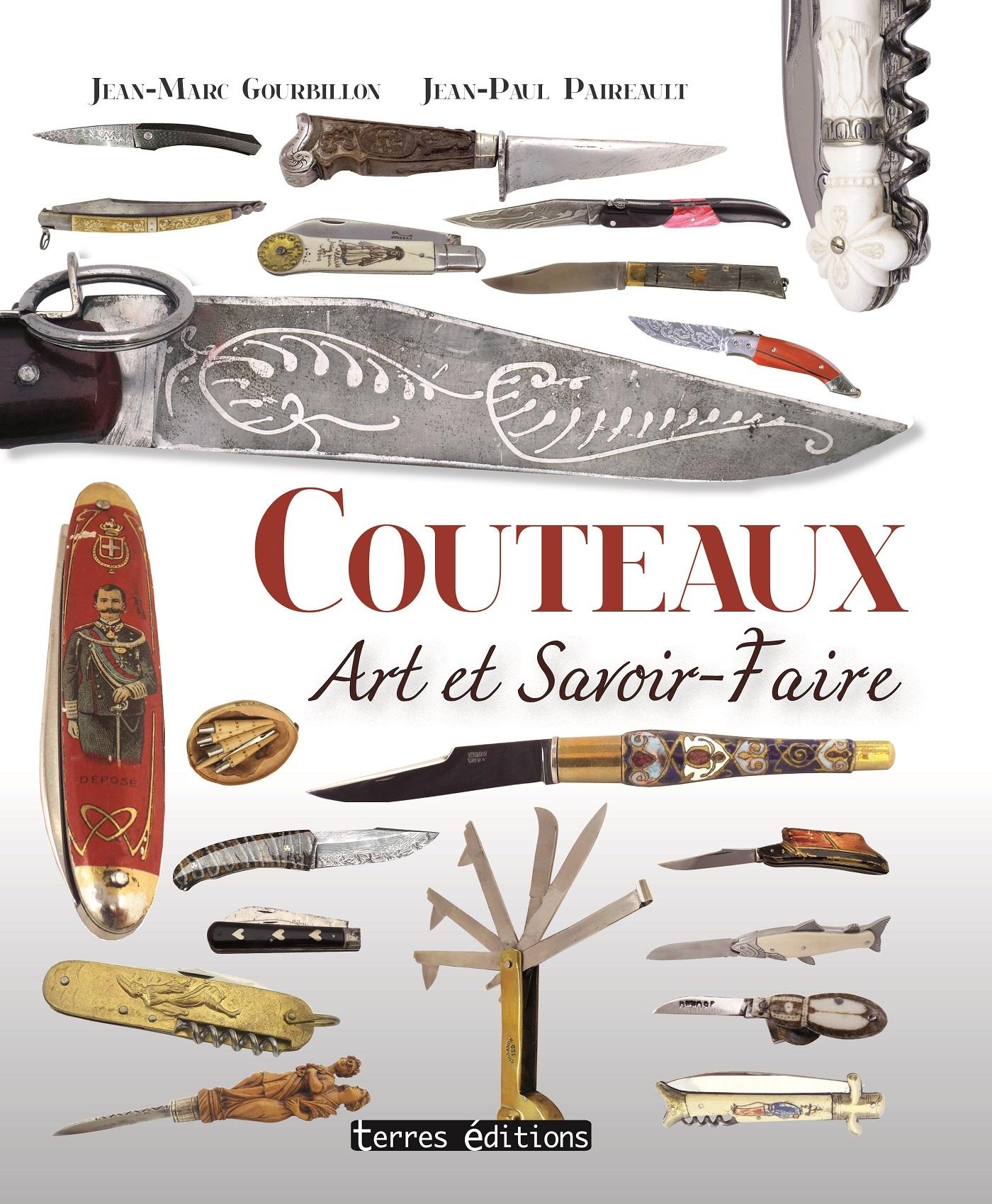 COUTEAUX ART ET SAVOIR FAIRE