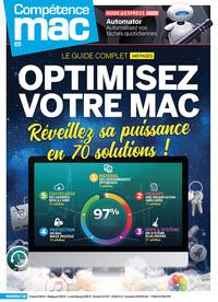 COMPETENCE MAC N  58 - OPTIMISEZ VOTRE MAC - REVEILLEZ SA PUISSANCE EN 70 SOLUTIONS !