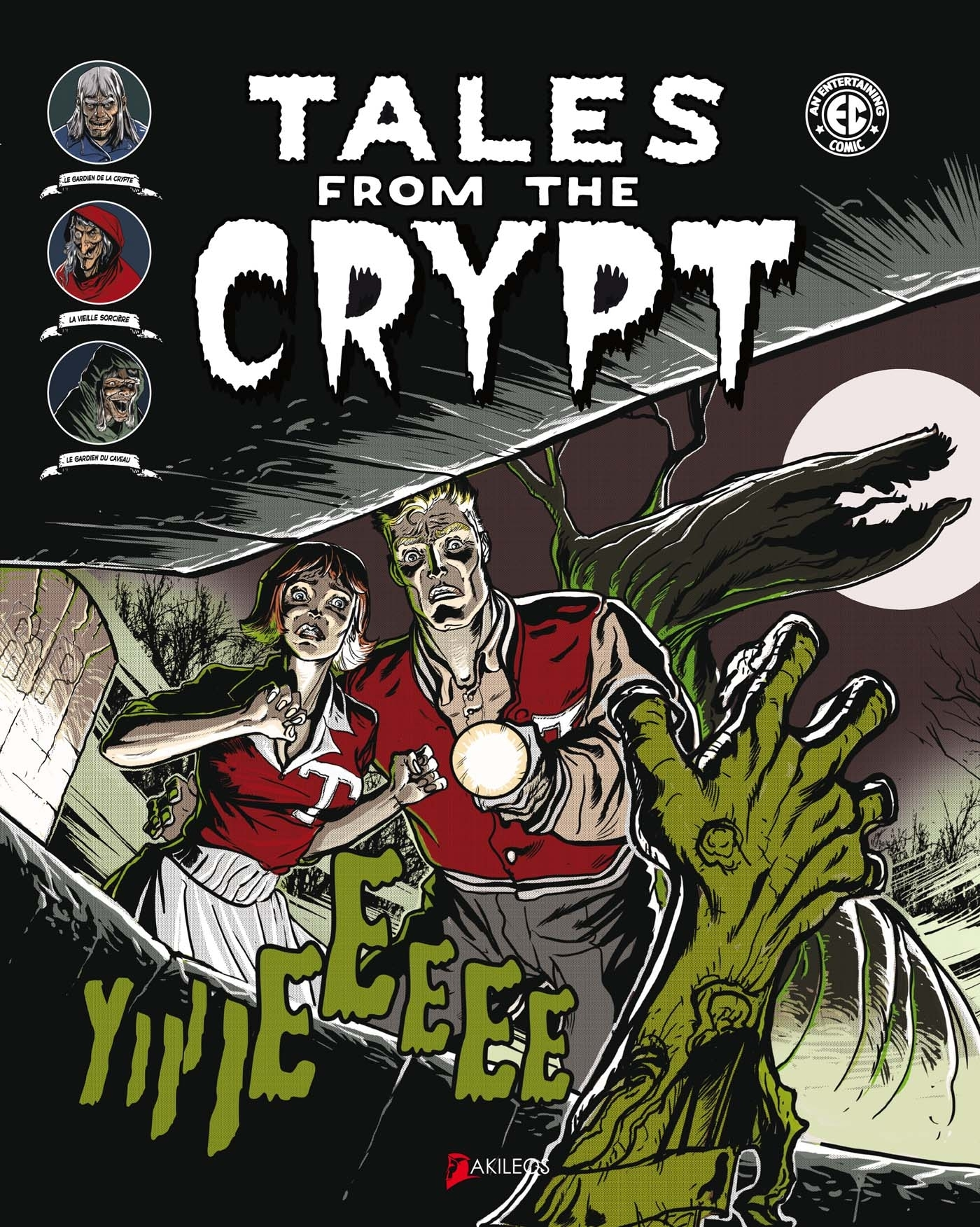 TALES FROM THE CRYPT T1