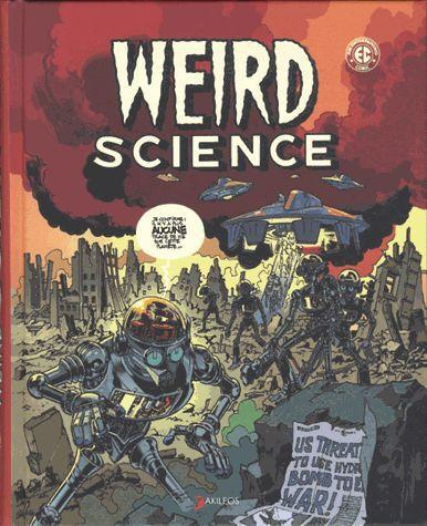 WEIRD SCIENCE - TOME 1