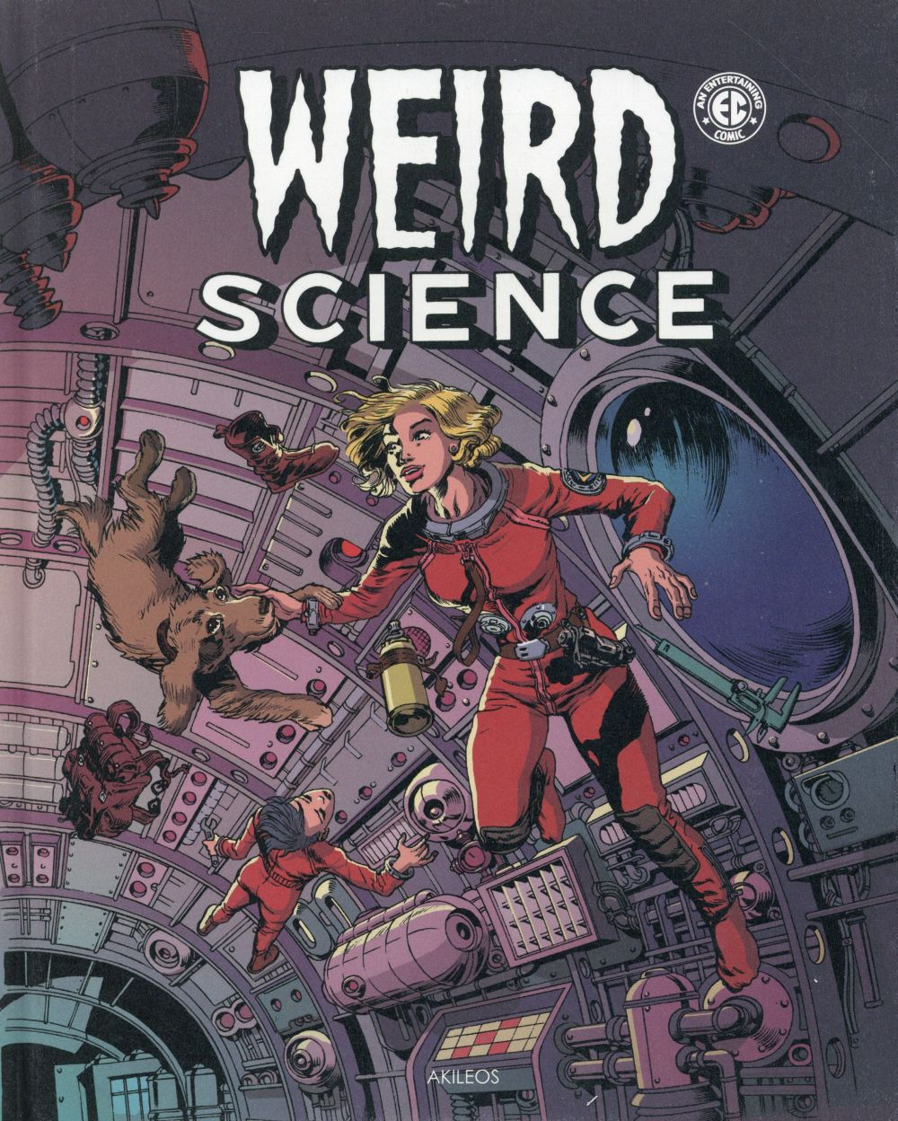 WEIRD SCIENCE - TOME 2