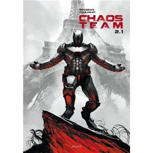 CHAOS TEAM - SAISON 2 - TOME 1