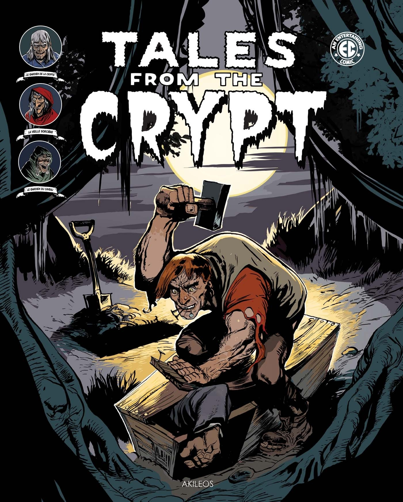 TALES FROM THE CRYPT T3