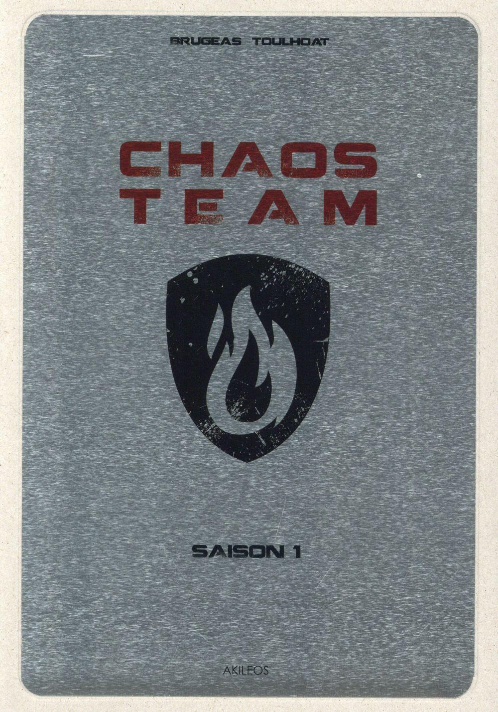 CHAOS TEAM - INTEGRALE SAISON 1