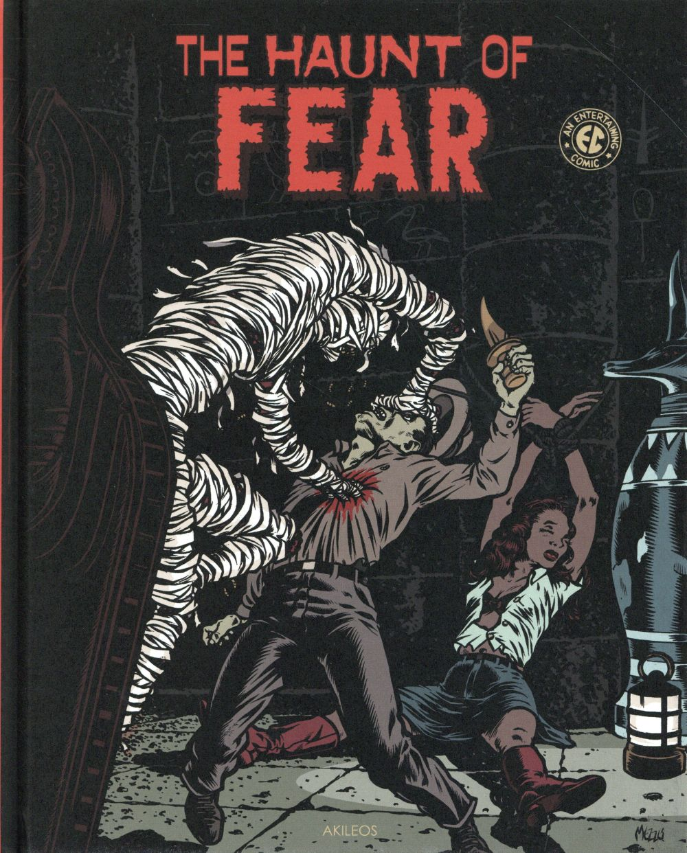 THE HAUNT OF FEAR - TOME 1