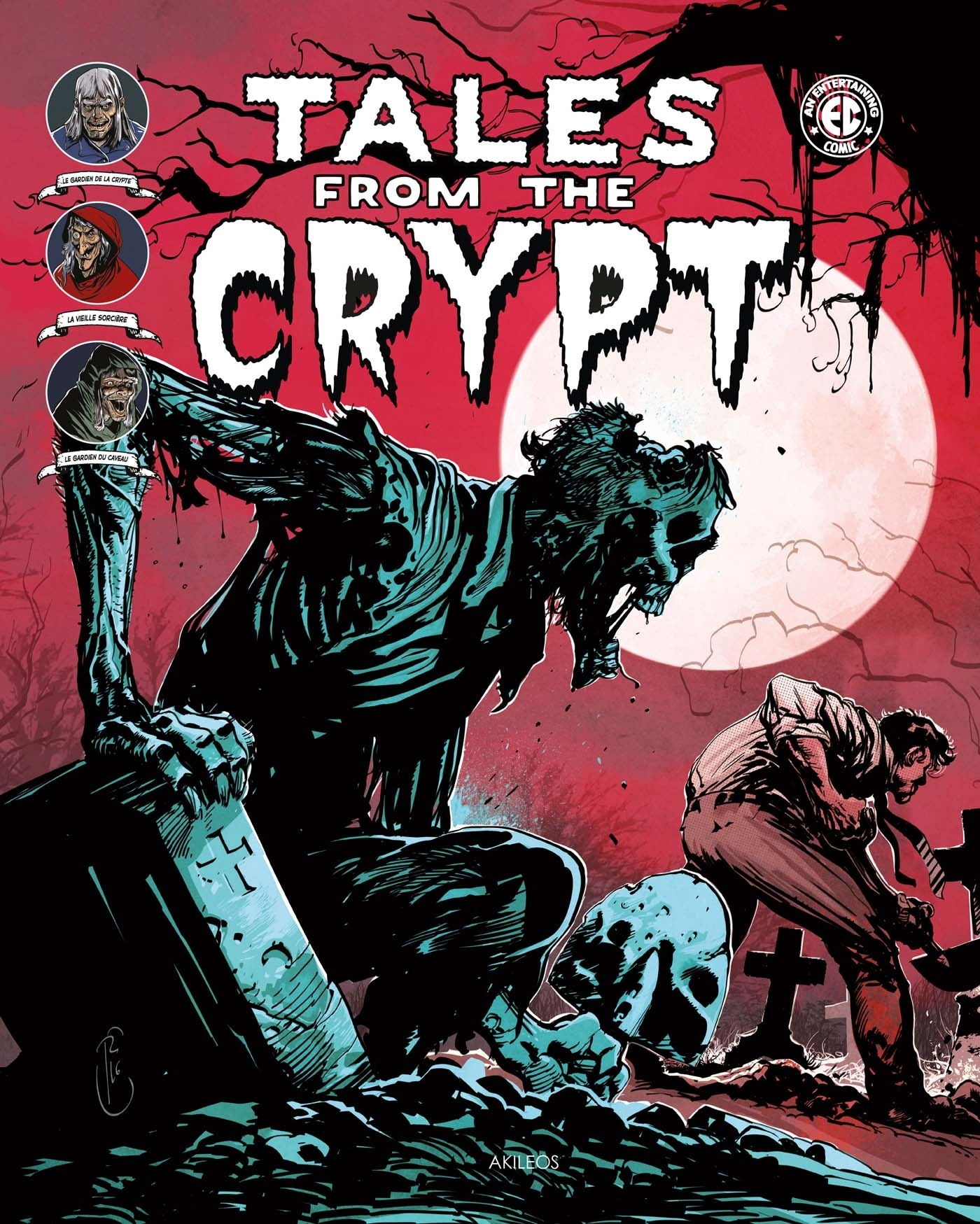 TALES FROM THE CRYPT - TOME 4
