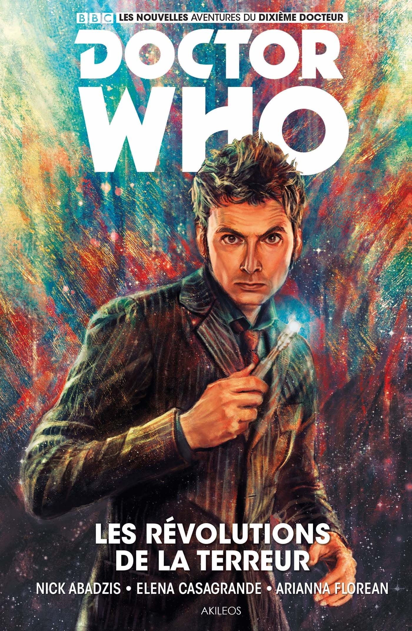 DOCTOR WHO - LE 10E DOCTEUR T1