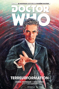 DOCTOR WHO - LE 12E DOCTEUR T1