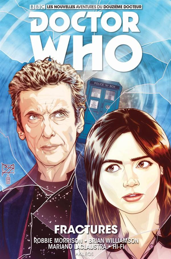DOCTOR WHO - 12E DOCTEUR T02 FRACTURES