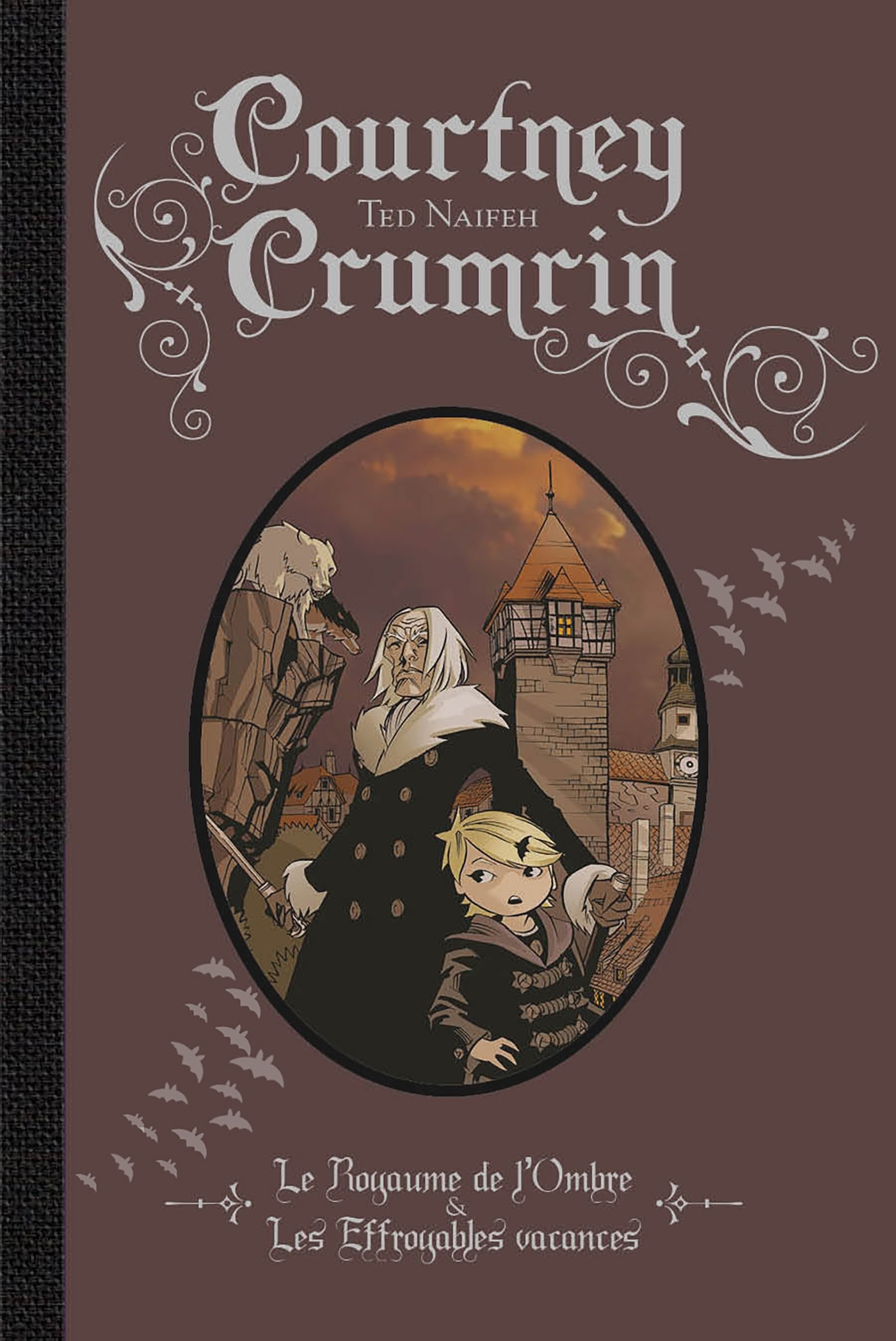 COURTNEY CRUMRIN - TOME 2 - INTEGRALE COULEUR