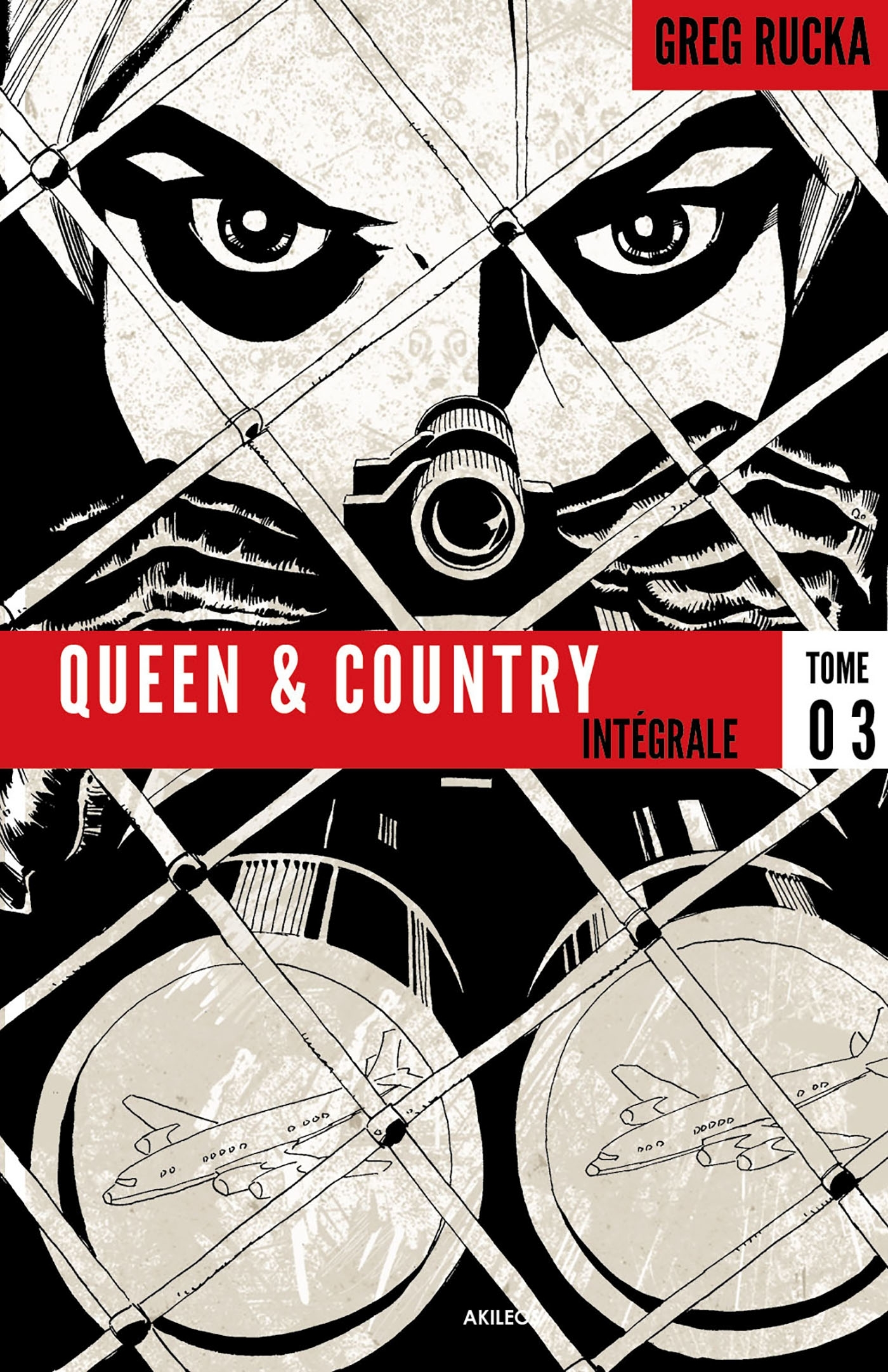 QUEEN & COUNTRY INTEGRALE - TOME 3