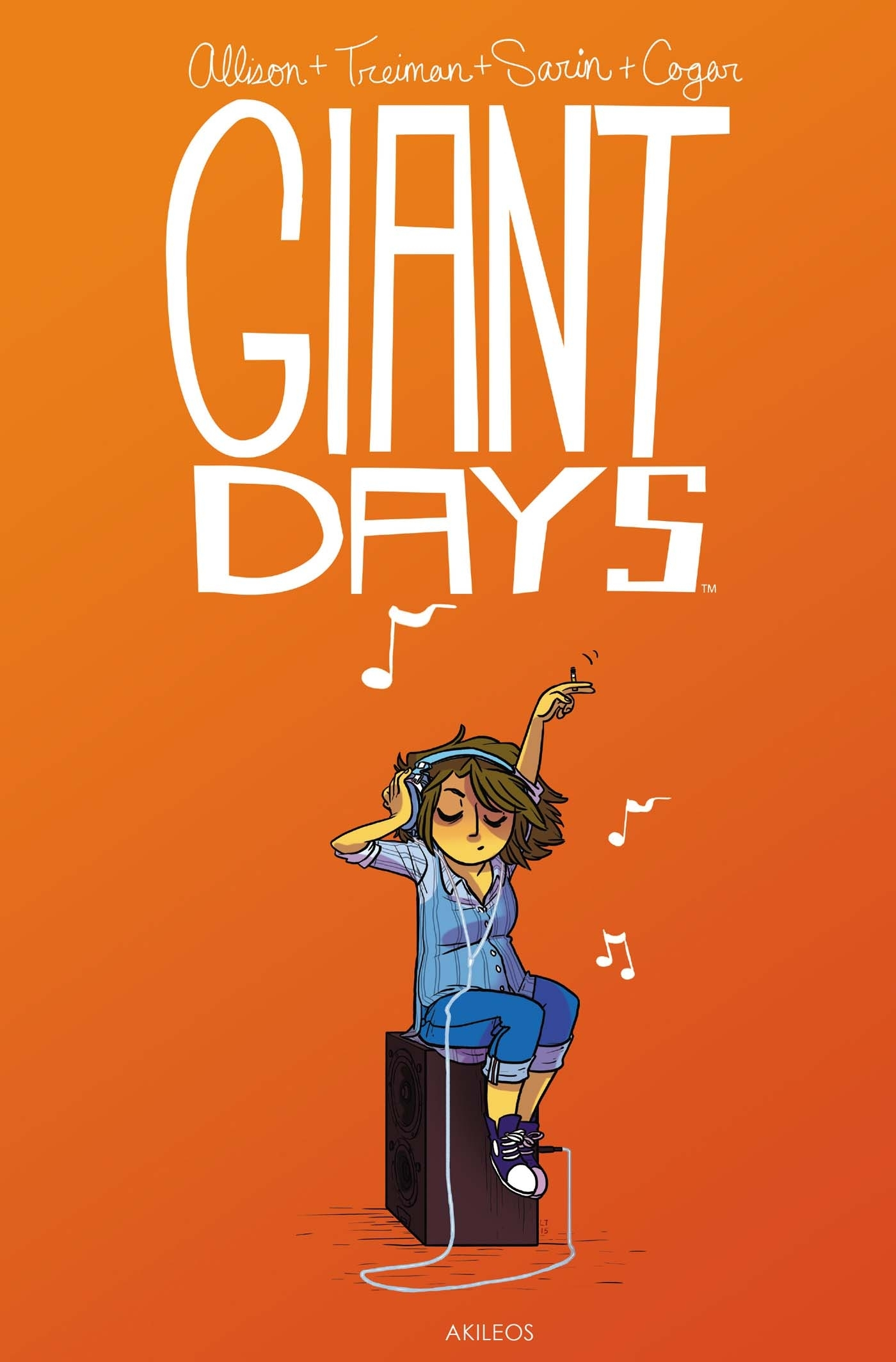 GIANT DAYS T2