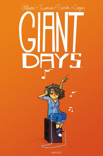 GIANT DAYS - TOME 2