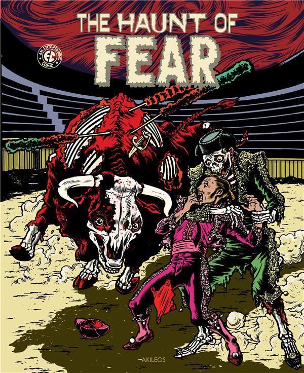 THE HAUNT OF FEAR - TOME 2