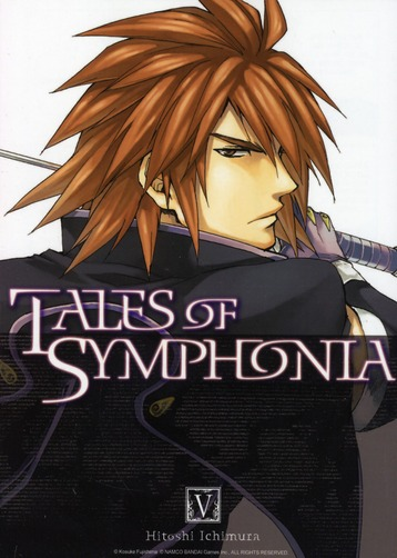 TALES OF SYMPHONIA T05
