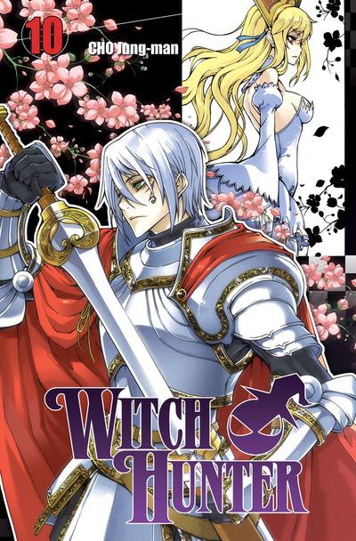 WITCH HUNTER T10 - VOL10