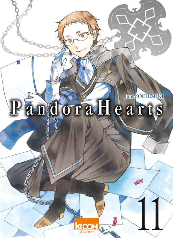 PANDORA HEARTS T11