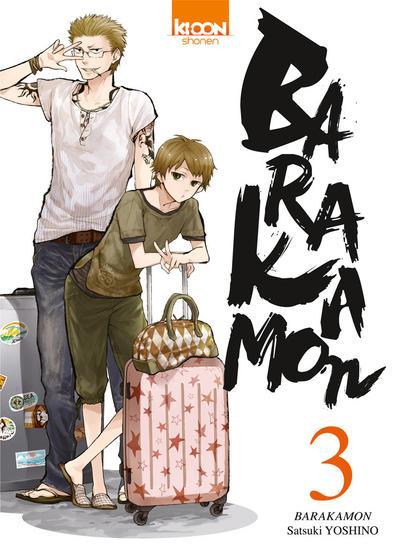 BARAKAMON T03 - VOL03
