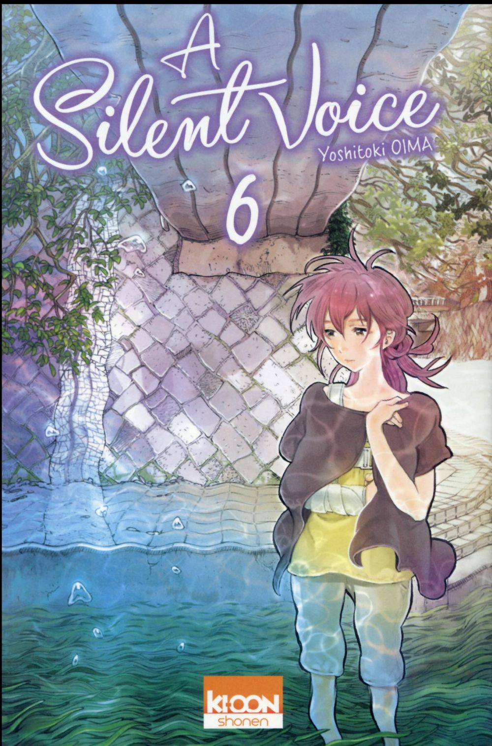 A SILENT VOICE T06 - VOL06