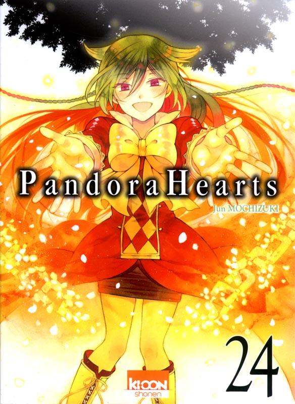 PANDORA HEARTS T24 - VOL24