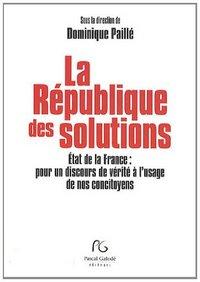 LA REPUBLIQUE DES SOLUTIONS