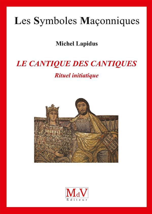 N.73 LE CANTIQUE DES CANTIQUES