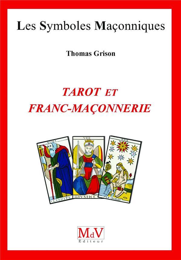 TAROT ET FRANC MACONNERIE N.78