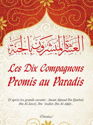 DIX COMPAGNONS PROMIS AU PROPHETE (BSL)