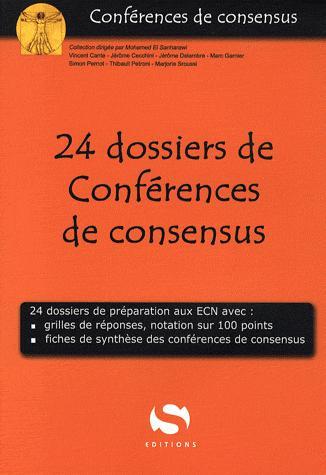 24 DOSSIERS CONFERENCES CONSENSUS ECN